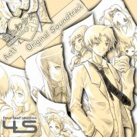''Katawa Shoujo Act1 Original Soundtrack''CD Cover by Iru-The-Mad-Hatter