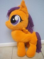 Scootaloo Plush! by charletothemagne