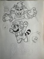 WIP SMB 3 -UPDATEDx2- by Spinky1