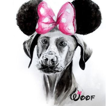 Woof by Claire-Lacaes