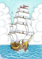 This ship has sailed by Anna-Atomic
