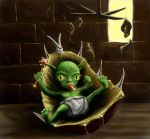 Little baby Goblin by pedropicado