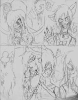 SKETCH: Alice Human Sacrifice: Slender Diaries by InvaderIka