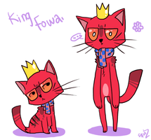 1358699609 Squizmonster King Flowa by Simonetry