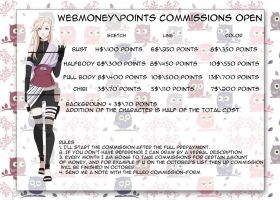 Webmoney\points commissions open by msDarkLight