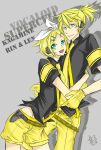 Kagamine Len and Rin 2 by evoone