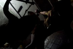 Silent Hill 04 by ninjapeps