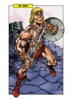 He-Man by markwelser