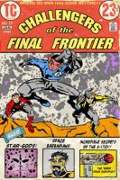 Challengers of Final Frontier by Johnny-Radar