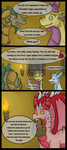 Pursuer Of Truth: Pg 4 by HibiWiki
