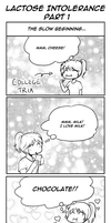 ToaG: Lactose Intolerance Part 1 by TriaElf9
