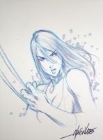 X-23 by Alvin Lee by hierojux