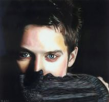 Pasteldrawing of Elijah Wood by Valyanna8361