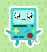 BMO Kawaii by DCRmx
