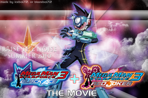 MMSF3 Movie Poster by Crazed-Artist