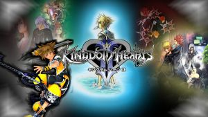 Kingdom Hearts Wallpaper~ by JSyLuc123