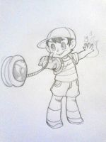 Ness by QuackingMoron