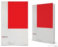 Squares Identity Book by CostaDesign