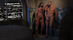 Naked Bears - Revisited by MGMOZ