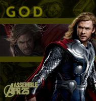 Thor - The God by pinoyavenger