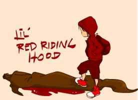 lil red from the hood by lhyne