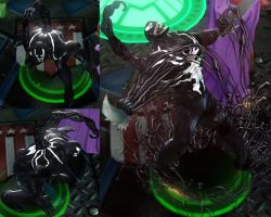 Venom 1.2 Marvel Ult. Alliance by DarkMarkZX