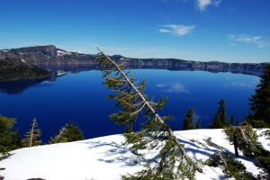 Crater Lake IV by JessyFTW