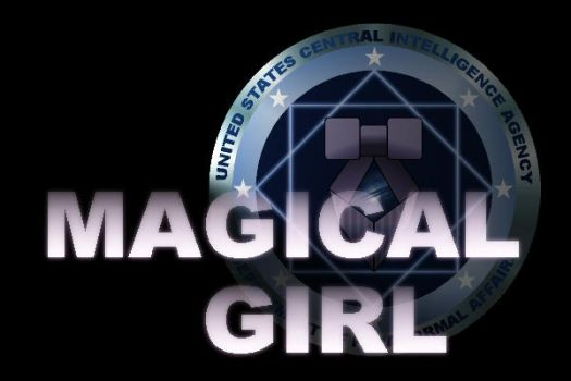 MAGICAL GIRL: Movie Logo by AdmiralTigerclaw