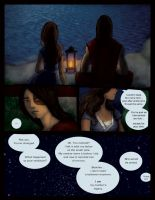 Diverging Paths p.16 by Drisela