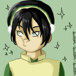 Toph BAEfong~ by button-button-button