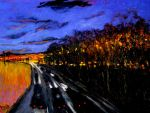 freeway lights by glenox66