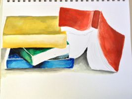 Books (WIP) by SEBBYLIKESCATS