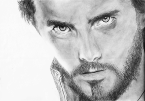 Jared Leto by TeamTrueJB