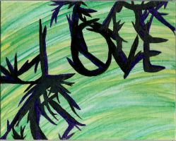 Love painting by Angel-Pictures