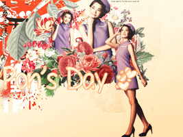 Wallpaper YoonA - Gift For Pon - HPBD To You by chutchi54