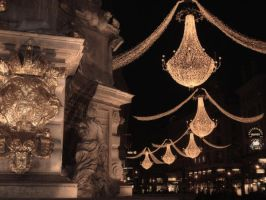 Christmas in Vienna, Austria by slw040282