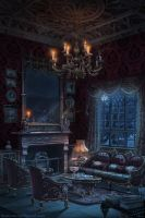 Vampire`s Room by Azot2017