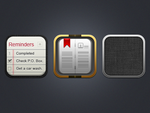 More iOS 5 Icons by kon