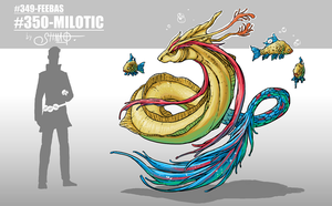 Milotic by Heri-Shinato