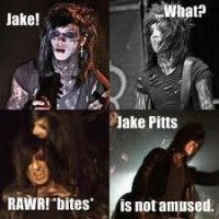 .:Bite Meh.: Andy Sixx and Jake Pitts by WolfyLoveYou