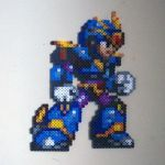 megaman ultimate armor by demonXeyes