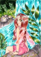 by the magic river by witchcats