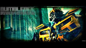 BUMBLEBEE - Dark of the Moon by zeexto