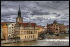 Prague 3 by Pungsu