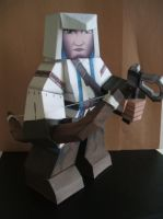 Conor Assassin creed 3 by Allhallowseve31
