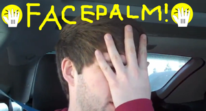 FACEPALM - Smosh by samcollends