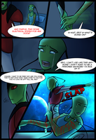 Invader Zim In ( The Red Wrath Pg 23) by Invaderlivy