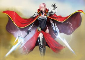 Lightning Returns by ExiaLohengrin