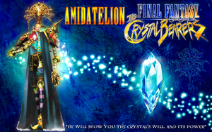 Final Fantasy CB Amidatelion by imperiqqq
