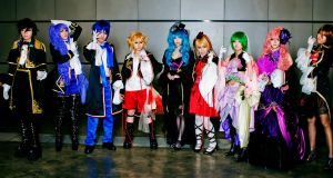 Vocaloid : The Royalties by Kagami-Shiro